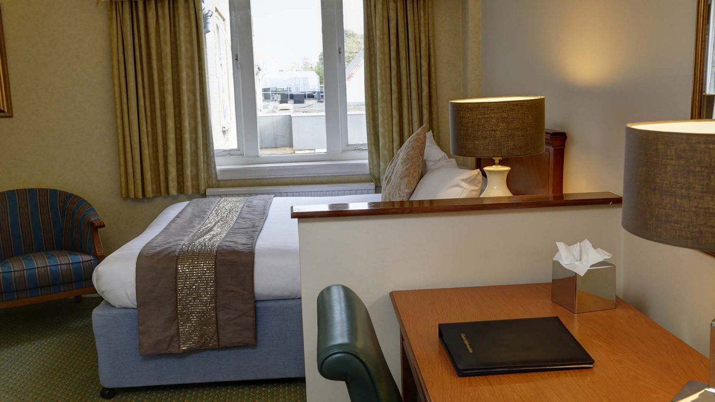 Double rooms at Kenwood Hall Hotel & Spa