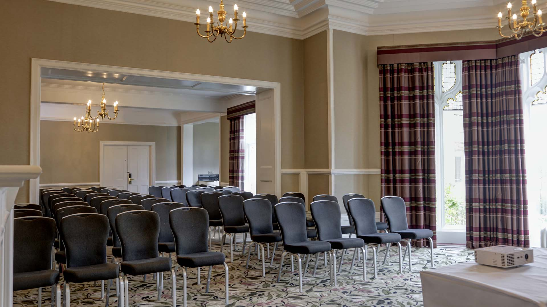 Meeting Capacities at Mercure Sheffield Kenwood Hall Hotel & Spa