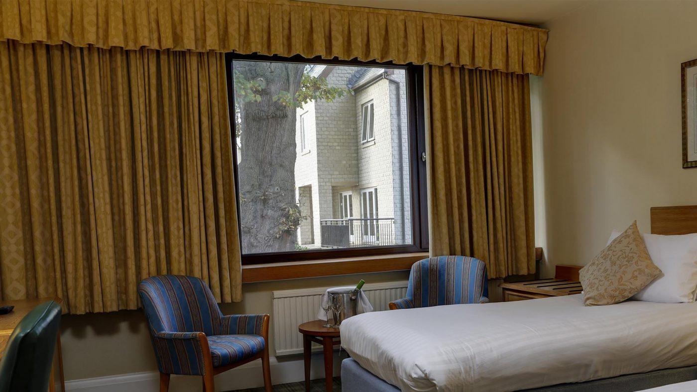 Mercure Sheffield Kenwood Hall Hotel & Spa Single Room