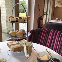 Mercure Sheffield Kenwood Hall Hotel & Spa afternoon tea