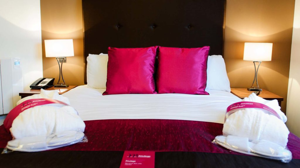 4 star Hotels in Sheffield Mercure Sheffield Kenwood Hall Hotel and Spa Privilege room
