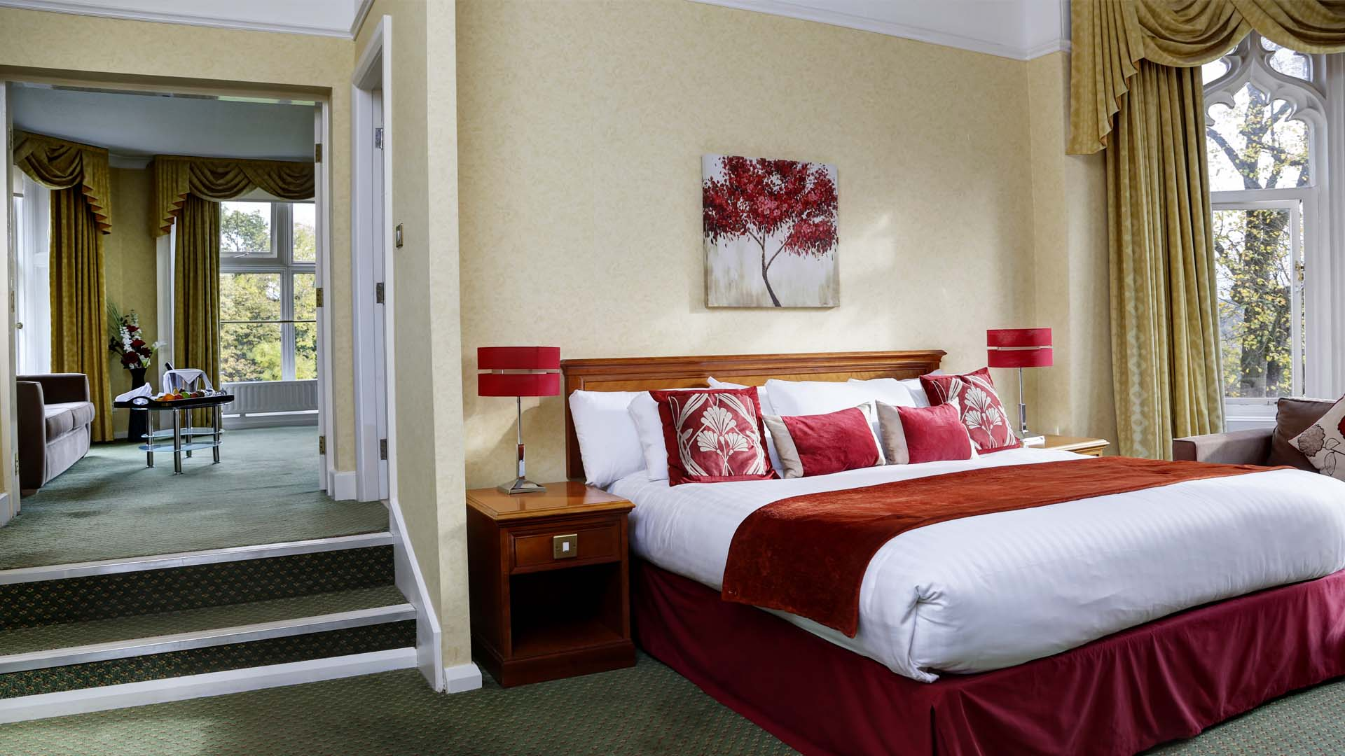 4 star Hotels in Sheffield Mercure Sheffield Kenwood Hall Hotel and Spa Suite