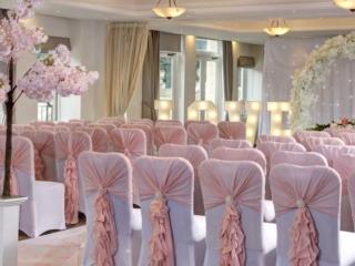 4 star Hotels in Sheffield Mercure Sheffield Kenwood Hall Hotel and Spa Wedding