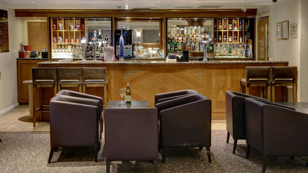 Mercure Sheffield Kenwood Hall Hotel & Spa Lounge Bar