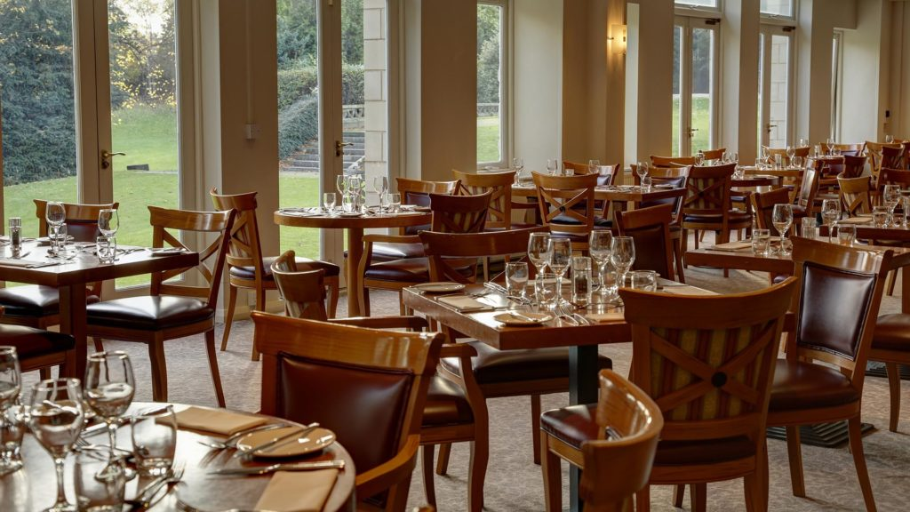 Mercure Sheffield Kenwood Hall Hotel & Spa Restaurant 2