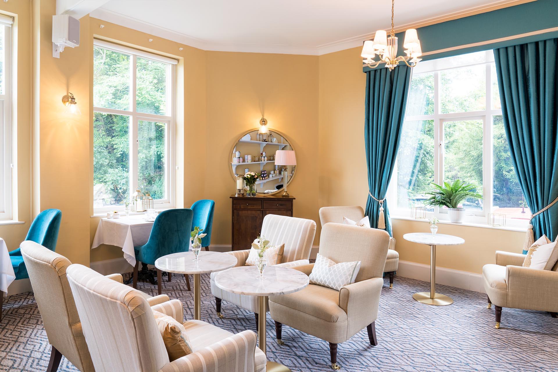 Afternoon Tea in Sheffield - Kenwood Hotels - Laura Ashley Tea Room now open
