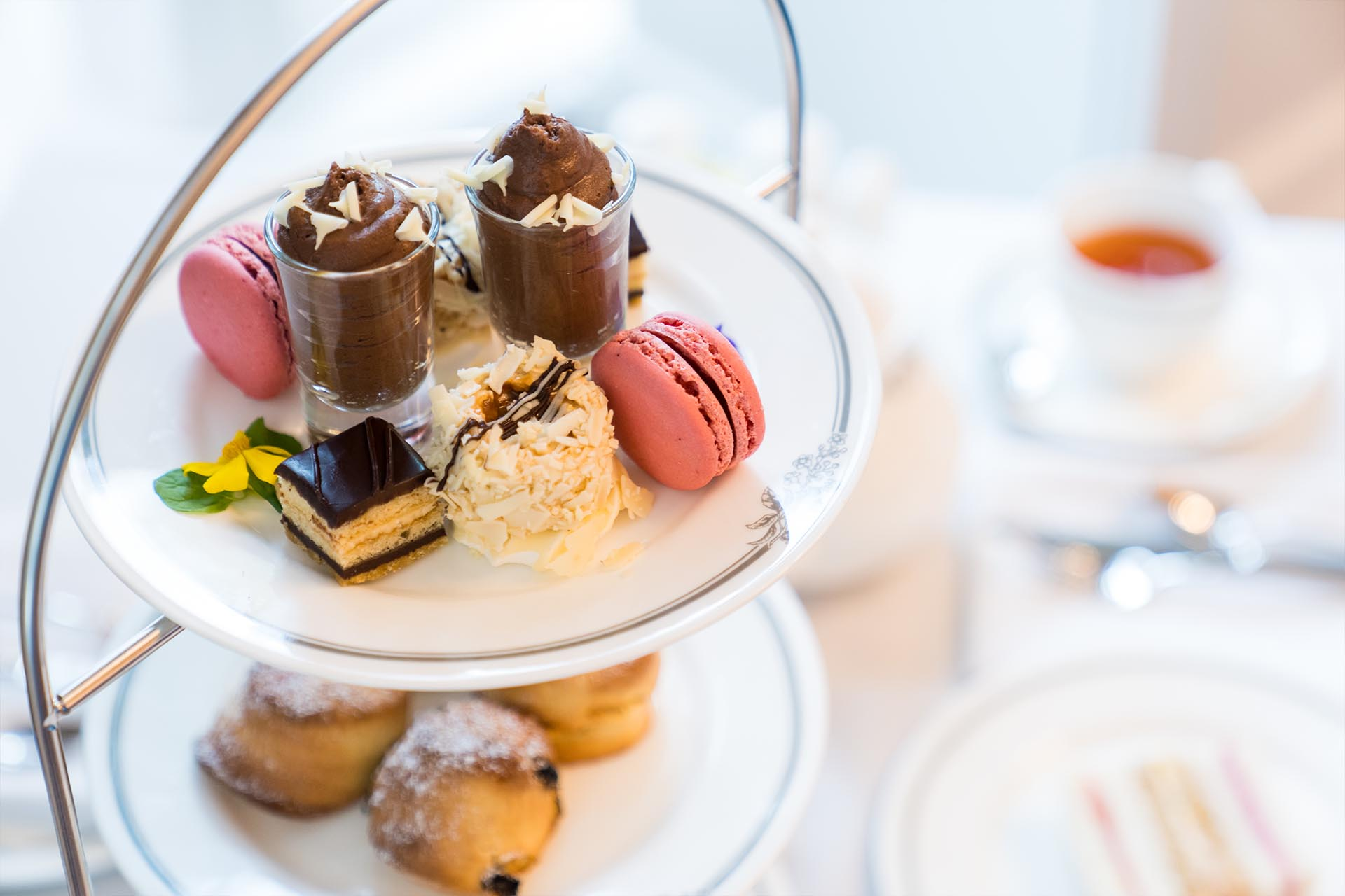 Afternoon Tea in Sheffield - Kenwood Hotels - Laura Ashley Tea Room now open