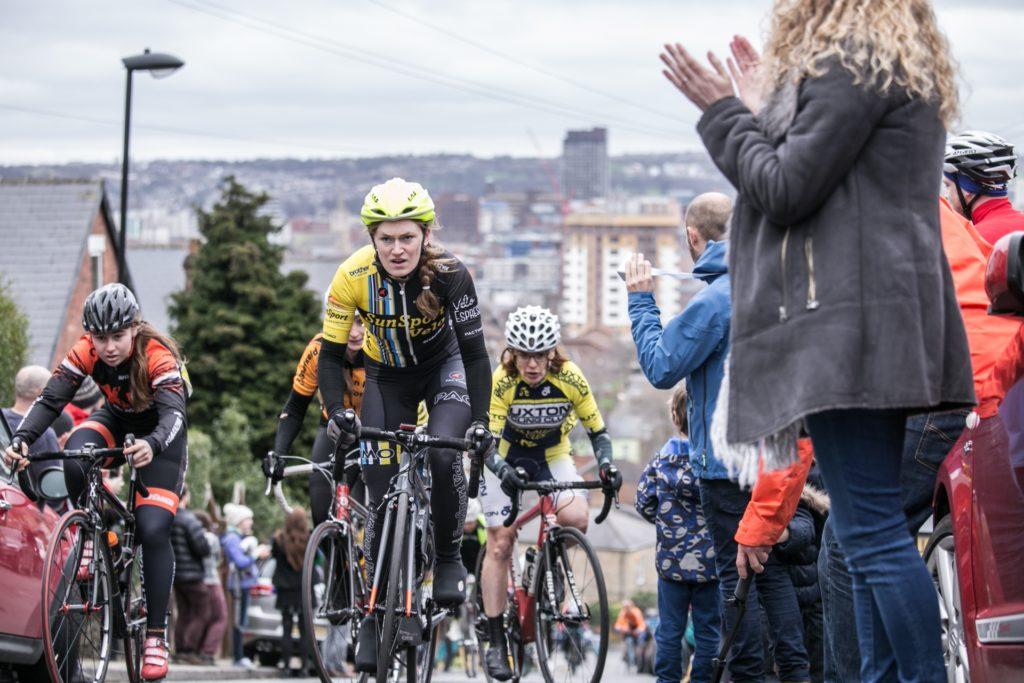cycling Sheffield